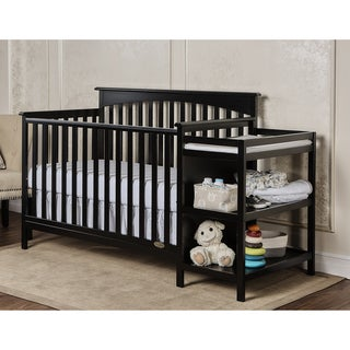 Dream On Me Chloe 5 in 1 Convertible Crib with Changer