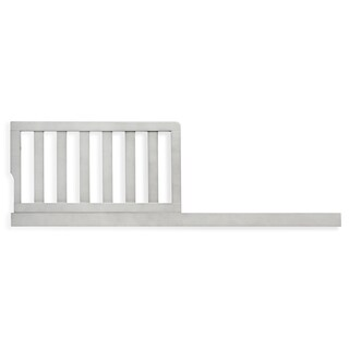 Evolur Parker Grey Wood Toddler Rail