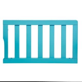 Dream On Me Blue Universal Convertible Crib Toddler Guard Rail
