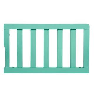 Dream On Me Green Wood Universal Convertible Crib Toddler Guard Rail