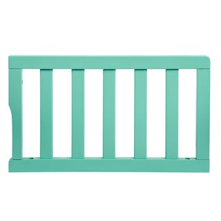 Dream On Me Green Wood Universal Convertible Crib Toddler Guard Rail