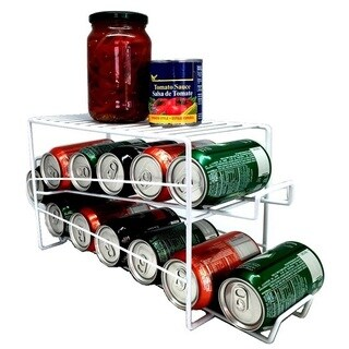 Wee's Beyond Metal Fridge Can Dispenser Rack