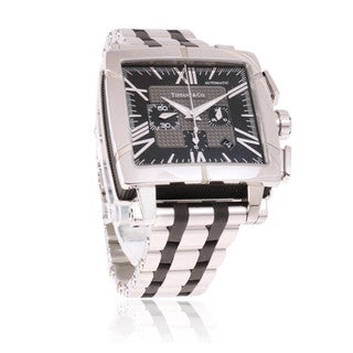 Pre-Owned & Unworn Tiffany & Co. Z1100.82.12A10A00A Mens Watch in Stainless Steel