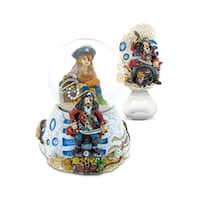 Home Decor Value Pack Mermaid Pirate Stone collection - Set of 2