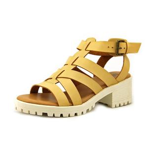 Mia Women's Nadie Synthetic Sandals Size 7 in Tan (As Is Item)