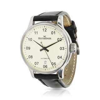 Pre-Owned MeisterSinger BM2.03 Automatic Watch in Stainless Steel