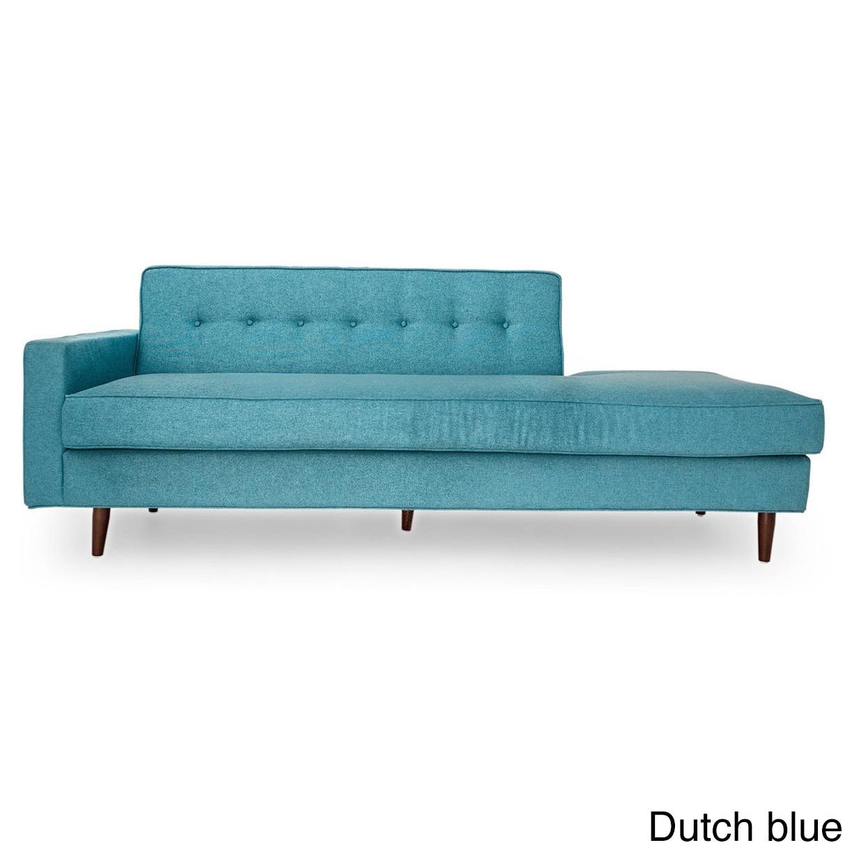 Kardiel Eleanor Classic Cashmere Tweed Left-facing Sofa (...