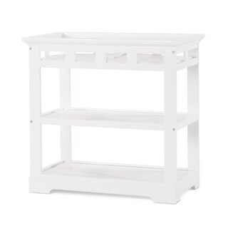 Child Craft Kayden Matte White Wood Dressing Table