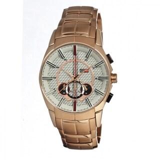 Dfactory Men's FACDFA017RSA Black Label Silver Watch