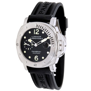 Pre-Owned Panerai Royal Navy Clearance Diver PAM00664 Automatic Watch