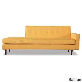Kardiel Eleanor Mid-Century Modern Vintage Twill Right-facing Sofa