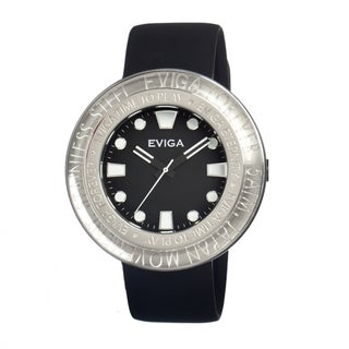 Eviga Unisex EVIFR0101 Forever Black Watch