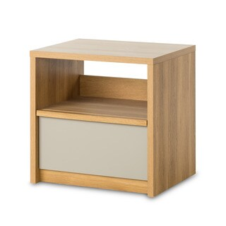 Child Craft Loft Grey MDF Ready-to-assemble Nightstand
