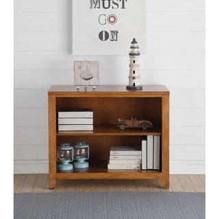 Lacey Adjustable-shelf Bookcase
