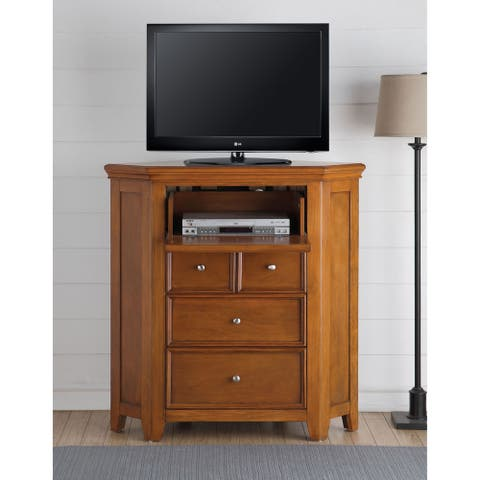 Lacey Corner TV Console