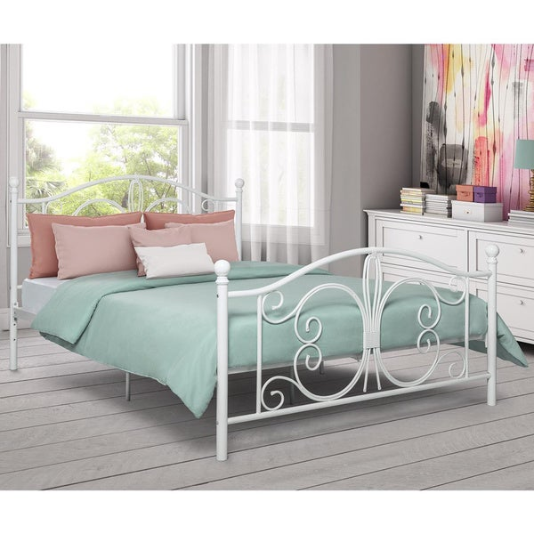 Copper Grove Lobelia Adjustable Metal Full Bed. Opens flyout.