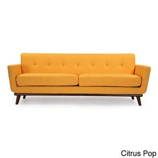Kardiel Jackie Mid-century Modern Classic Vintage Tailored Twill Sofa