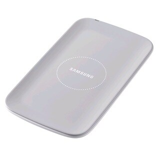 Samsung Wireless Charging Pad with Micro USB Charger - Retail Package