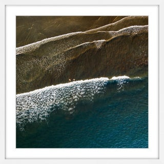 Marmont Hill - 'Color Changes' by Karolis Janulis Framed Painting Print