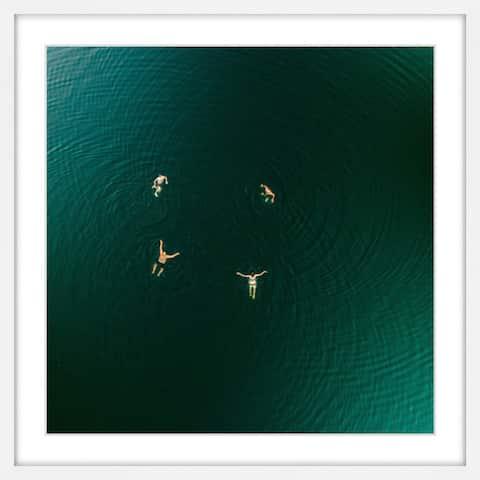 Marmont Hill - Handmade Floating Framed Print