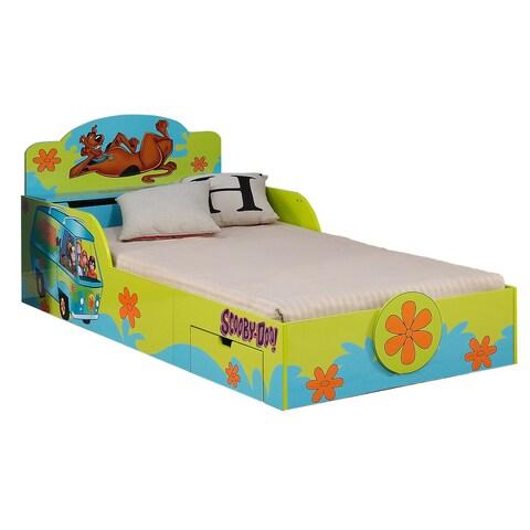 O'Kids Scooby Doo Kids Bed