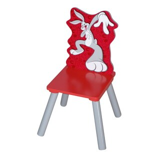 O'Kids Rubber and MDF Bugs Bunny Chair