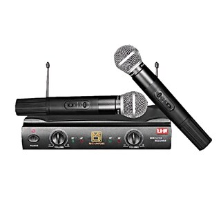 Mr.DJ MRMICUHF200 Wireless Professional Microphone