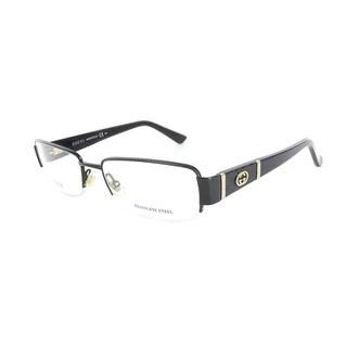 Gucci 2878 065Z Womens Rectangular Eyeglasses