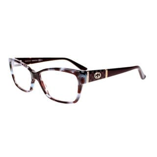 Gucci 3559 0MKB Womens Rectangular Eyeglasses