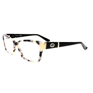 Gucci 3559 0MKJ Womens Rectangular Eyeglasses