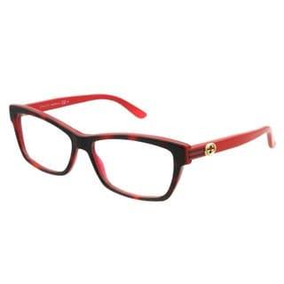 Gucci 3562 0L9C Womens Rectangular Eyeglasses