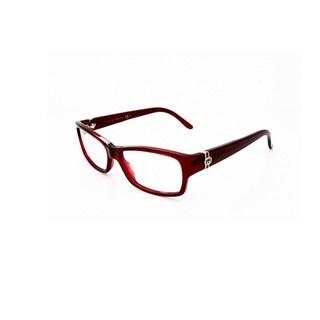 Gucci 3573 0E67 Womens Rectangular Eyeglasses