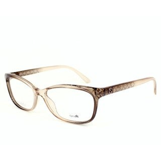 Gucci 3699 0QIF Womens Rectangular Eyeglasses