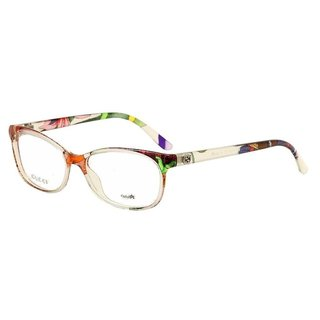 Gucci 3699/N 0ZE5 Womens Rectangular Eyeglasses
