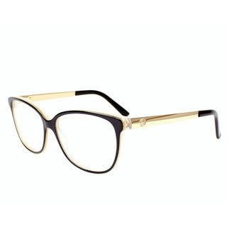Gucci 3701 04WH Womens Oval Eyeglasses