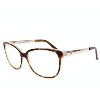Gucci 3701 04WJ Womens Oval Eyeglasses