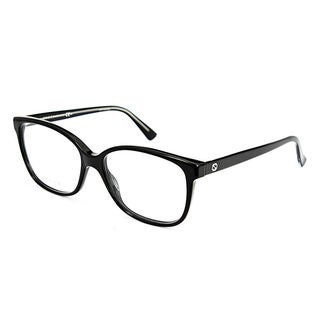 Gucci 3724 0Y6C Womens Rectangular Eyeglasses