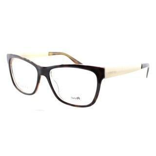 Gucci 3741 02EZ Womens Rectangular Eyeglasses
