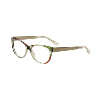 Gucci 3742 02G2 Womens Cat Eye Eyeglasses