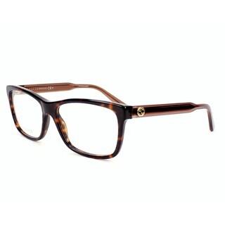 Gucci 3765 0GX4 Womens Rectangular Eyeglasses
