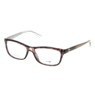 Gucci 3766 0H3P Womens Rectangular Eyeglasses
