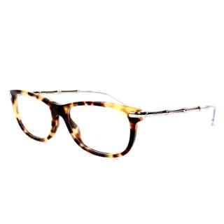 Gucci 3779 0HRT Womens Rectangular Eyeglasses