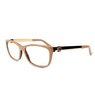 Gucci 3785 0LZ6 Womens Rectangular Eyeglasses
