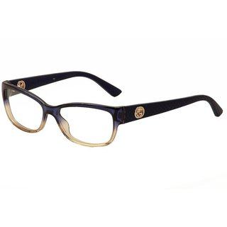 Gucci 3790 0KF1 Womens Rectangular Eyeglasses