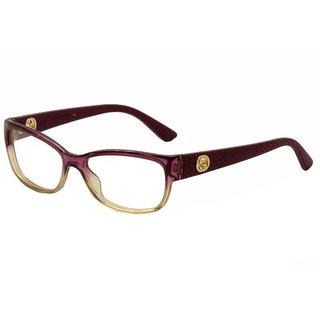 Gucci 3790 0LVZ Womens Rectangular Eyeglasses