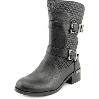 Vince Camuto Women's Welton Black Leather Boots