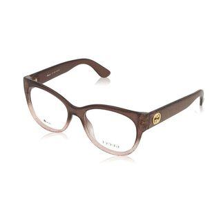 Gucci 3824 0RQG Womens Cat Eye Eyeglasses