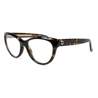 Gucci 3851 0KCL Womens Cat Eye Eyeglasses