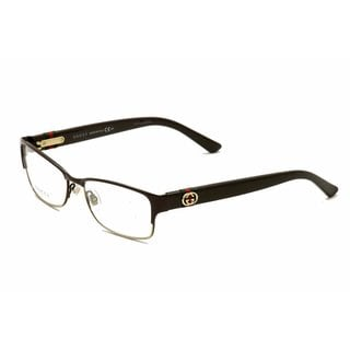 Gucci 4244 00ZJ Womens Rectangular Eyeglasses