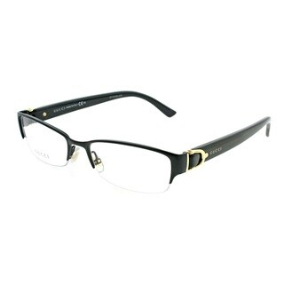 Gucci 4254 0M7A Womens Rectangular Eyeglasses